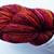 Handspun Yarn – 70/30% Blue Faced Leicester Wool and Tussah Silk – Sport Weight