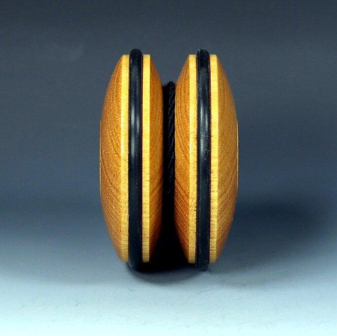 Brazilian Yellowheart Handmade Yo-Yo