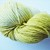 Natural / Eco Dip Dyed with Privet – 100% Organic Blue Faced Leicester Wool –