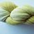 Natural / Eco Dip Dyed with Privet– 100% Organic Falkland Merino Wool – 104