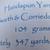Handspun Yarn – Organic Polwarth and Corriedale Wool Blend – 104 grams – Sport