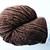 Handspun Yarn – Blend of Corriedale / Merino /Shetland Wool and Silk – 104 grams
