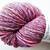 Handspun Yarn – 100% Merino Wool – DK to Chunky Weight – Pink / Purple / Red /