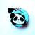 Measuring Tape Giant Pandas Small Retractable Tape Measure