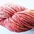 Handspun Yarn Natural / Eco Dyed with Madder – 100% Organic Merino – 55 grams –