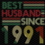 Best husband since 1991, 1991 svg, born in 1991, husband svg, birthday gift,
