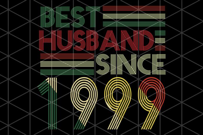 Best husband since 1999, 1999 svg, born in 1999, husband svg, birthday gift,
