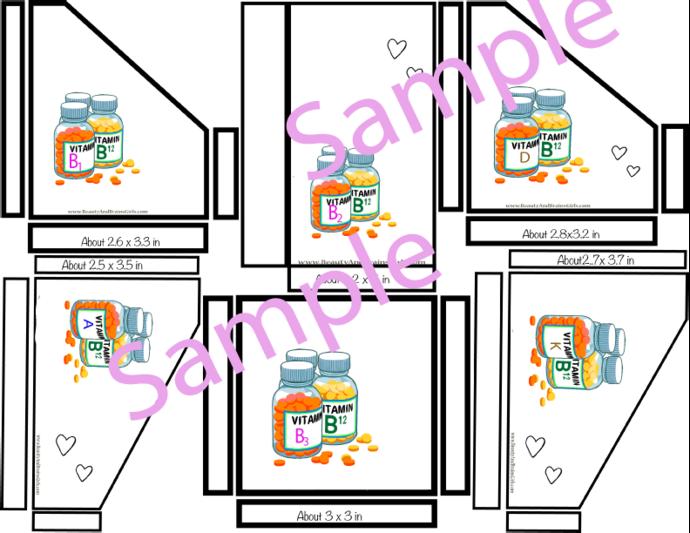 Print At Home Printable Nursing Notes for my Subscribers ONLY! Pou Moun Kite