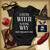 A Little Witch is on Her Way, Social Media Pregnancy Announcement, Digital File,