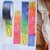 London Gifties x Rainbowholic foil masking tape - Rainbow - 2cm wide foil washi