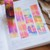 London Gifties x Rainbowholic foil masking tape - Have Courage - 2cm wide foil