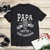 Papa the man the myth the legend svg, fathers day svg, gift for grandpa, gift