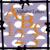 ABC and 123 Garfield-Digital ClipArt-Font-Gift