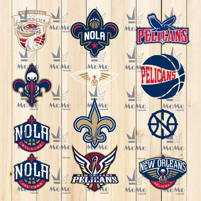 New Orleans Pelicans, NCAA Svg, NFL Svg, Baseball Svg logo,ncaa svg,ncaa logo