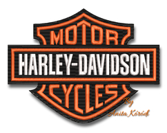 Harley Davision Embroidery DesignS DOWNLOAD  PES JEF SEW CSD VP3 VIP DST HUS XXX