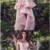 Off-The-Should Hi-lo Pink Lace Long Prom Dresses ,Cheap Prom Dresses,,F1778