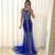 White Tulle Prom Dresses,,Elegant Formal Evening Dress,Mermaid Evening