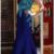 Evening Dress-Sleeveless Bateau Sweep/Brush Train Applique Mermaid Evening Dress