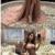 dusty pink prom dress evening dress chiffon a-line high slit cocktail dress