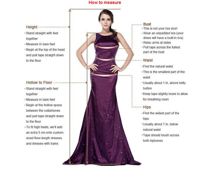 Two Pieces Prom Dress, Spaghetti Straps Prom Dresses, Senior Prom Dress,