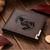 Star Wars Tie Fighter Spaceship Leather Wallet