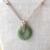 Handmade Gemstone Donut Adjustable Necklace
