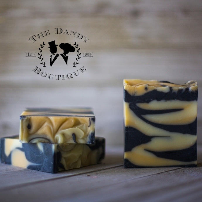 Tiger Tails Soap - Coconut Oil Free