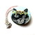 Retractable Tape Measure Flannel Cats Small Tape Measure