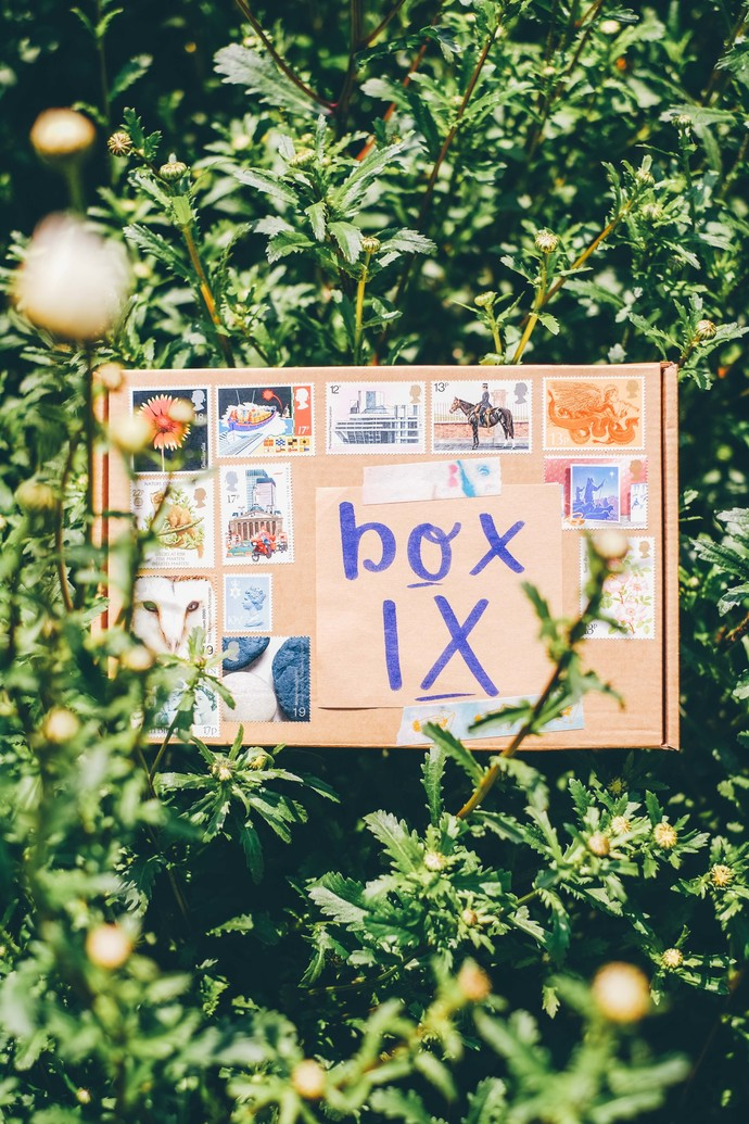 *PRE-ORDER* Stationery treasure BOX IX to XII - bi-monthly subscription box
