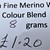 Extrafine Merino Wool For Felting - Random Dyed - 8 grams - Colour Blend 10 -