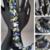 Genuine Gemstone Cluster Bracelet Handmade Art you can wear