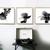 Digital print, room decor, digital image, Modern Contemporary Art , set of 3
