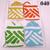 Geometric Wallpaper Gift Tags
