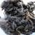 Organic Romney X Shetland Wool For Felting - Natural Brown/Ginger - 10 grams -