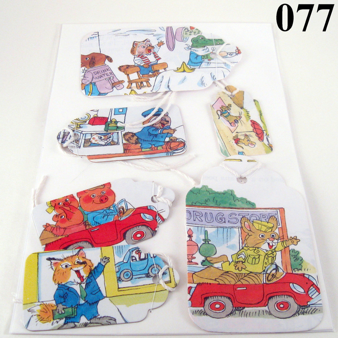 Fun Gift Tags for Children