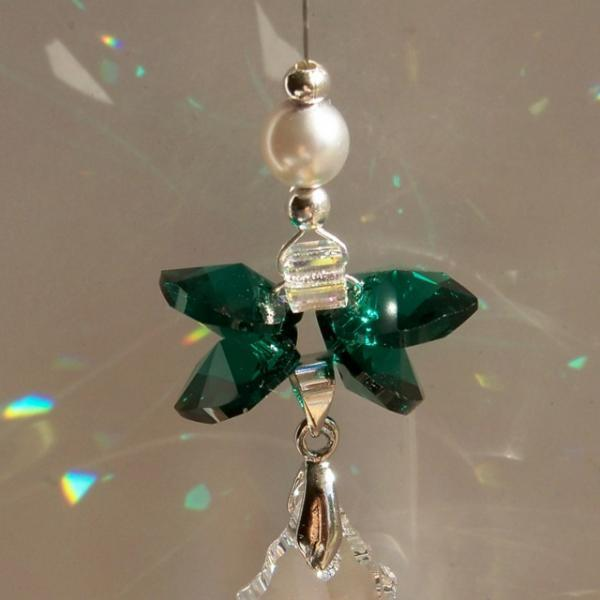 Sun Catcher - May Birthstone Angel
