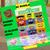 Sesame Street Bundle - includes SC & Mini C2C Graphs 21 Patterns- Color Block
