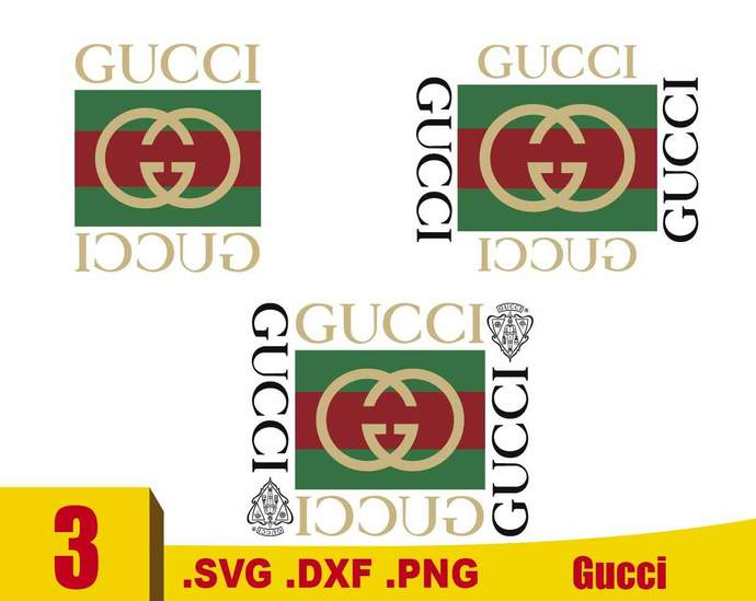 Gucci Svg Brand Logo Svg Gucci Logo Svg By Rhinodigital On Zibbet