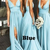 pink/blue/olive/gold/champagne sleeveless backless full length evening dress