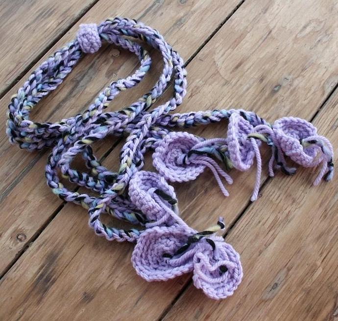 Octopi Winter Neckwear Scarf Fascinator- Octopus Tentacles
