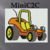 Speed Buggy, Dunebuggy 120x96, Mini C2C, Graph and written block instructions