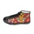 Sugar Skull, Day of the dead Women's Classic High Top Canvas Shoes, Women's