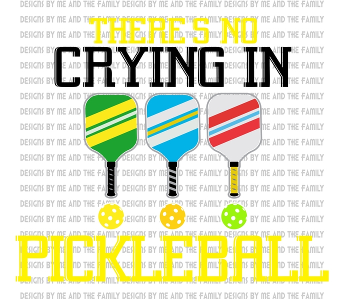 There's no crying on pickleball, Champions,  3 paddles, A paddle sport created