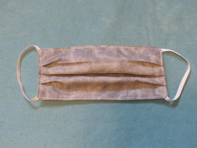 Adult face mask, cloth mask, fabric mask, washable mask, reusable mask,