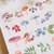 London Gifties watercolour tape - Woodlands - 3 cm wide Japanese washi tape