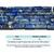 Natural Tube Navy Blue Imperial Sediment Jasper Healing Gemstone Loose Beads