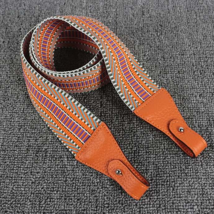 """2"""" Sangles Caval shoulder strap for lindy bag and guitar strap"""