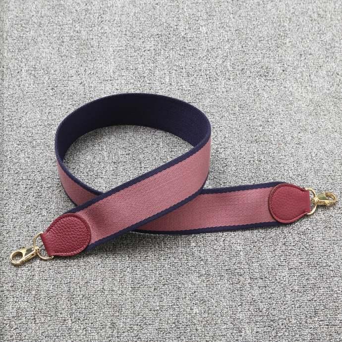 Kelly Amazon Strap Bicolor Navy Blue/Pink Guitar Strap