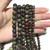 Natural Round Dragon Blood Stone Healing Energy Gemstone Loose Beads Bracelet