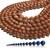Natural Round Gold Goldstone Healing and Energy Gemstone Loose Beads Bracelet